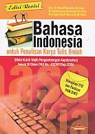 toko buku rahma: buku BAHASA INDONESIA UNTUK PENULISAN KARYA ILMIAH, pengarang yucan nasucha, penerbit media perkasa