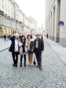 eunhyuk family @NYC