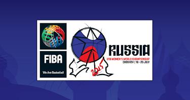 Mundial de Basquet FIBA Sub 19 - Femenino