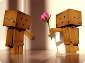 El amor empieza con una mirada, se dice con una palabra, se siente con un beso y se pierde con una