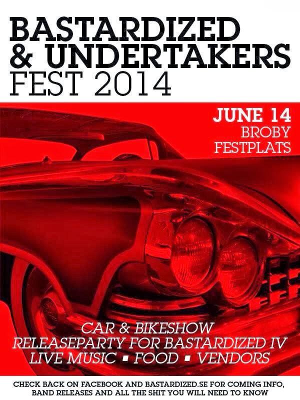 Bastardized&Undertakers#3 14/6-2014