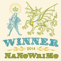 Winner NanoWrimo 2014