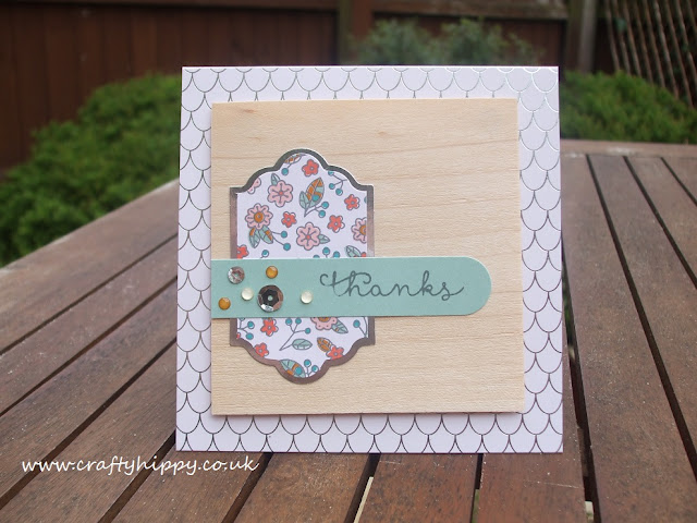 Cottage Greetings, Stampin' Up!