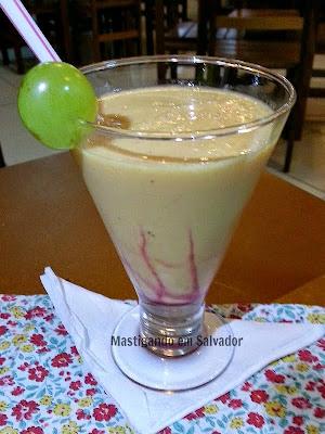 Varanda's Restaurante e Bar: Coquetel de Frutas sem álcool