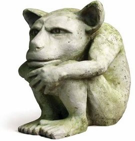 Beautiful Dedo Garden Gargoyle Statue