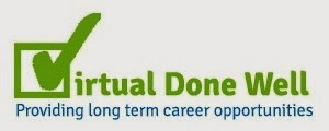 Job Hiring at Virtual Done Well!