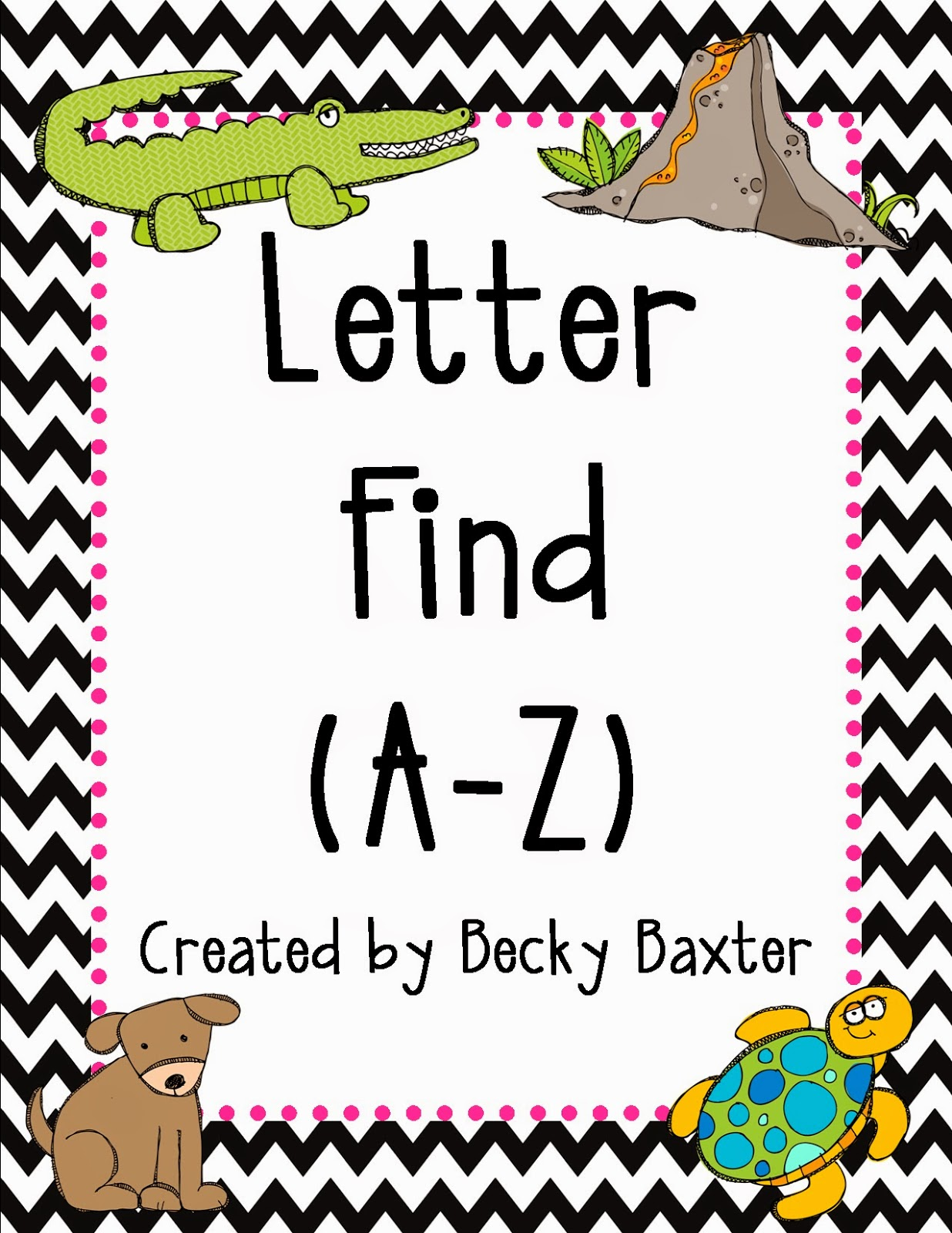 https://www.teacherspayteachers.com/Product/Letter-Find-A-Z-277630