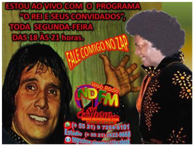PROGRAMA DE SEGUNDA-FEIRA