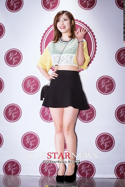 전효성 서울패션위크
