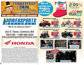 Powersports Northwest Turkeyfest 2018!!
