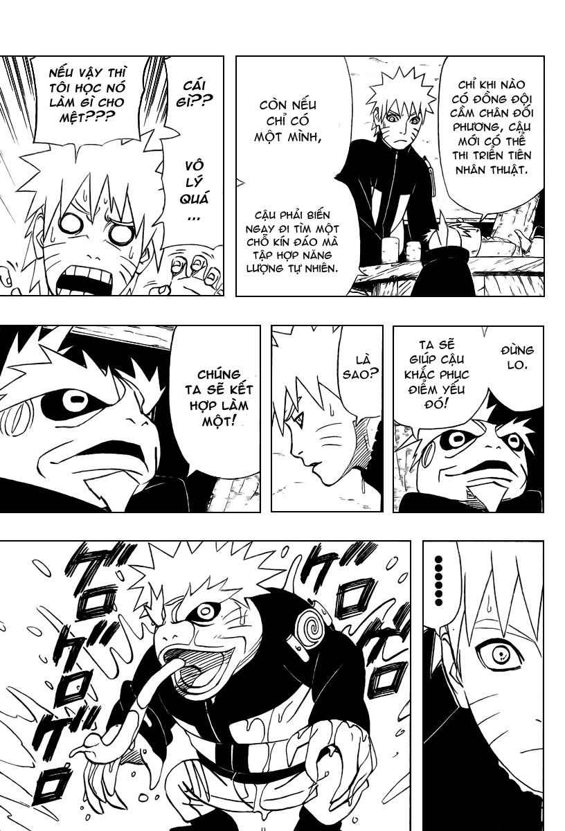 Naruto chap 420 Trang 13 - Mangak.info