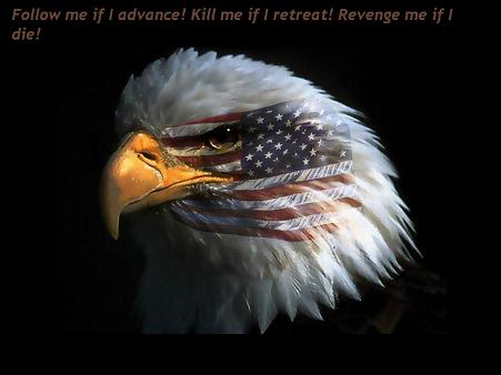 eagle and american flag tattoos. american flag tattoos for men.