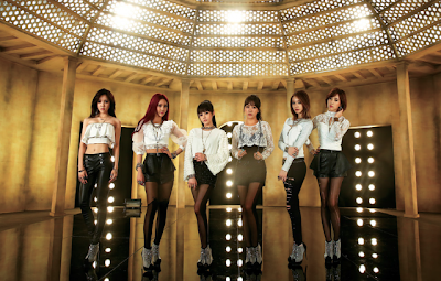 Watch T-ara's 'Number ...T Ara Number 9 Wallpaper
