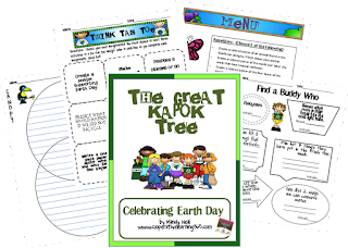 , The Great Kapok Tree~Celebrating Earth Day