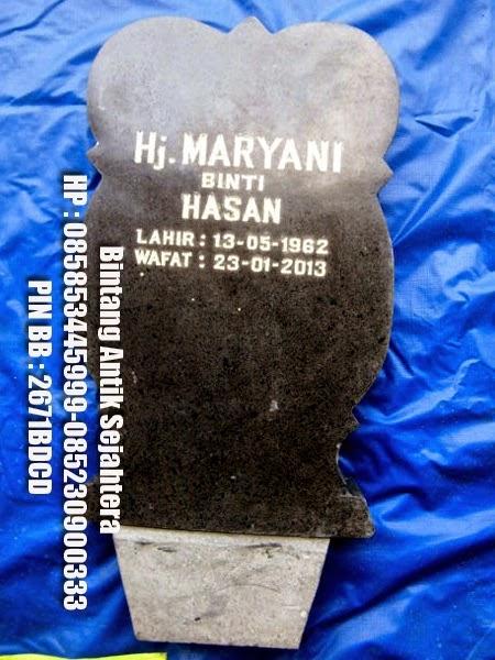 Harga Nisan Marmer granit Granit