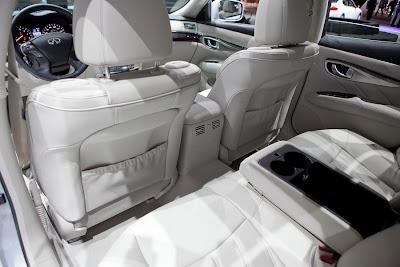 Nissan Hybrid Car 3