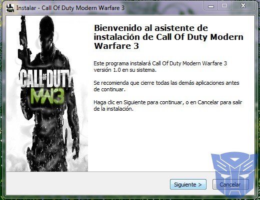 Call of Duty - Modern Warfare 3 [PC] [4DVD5 + Reloaded] [Espa�ol]