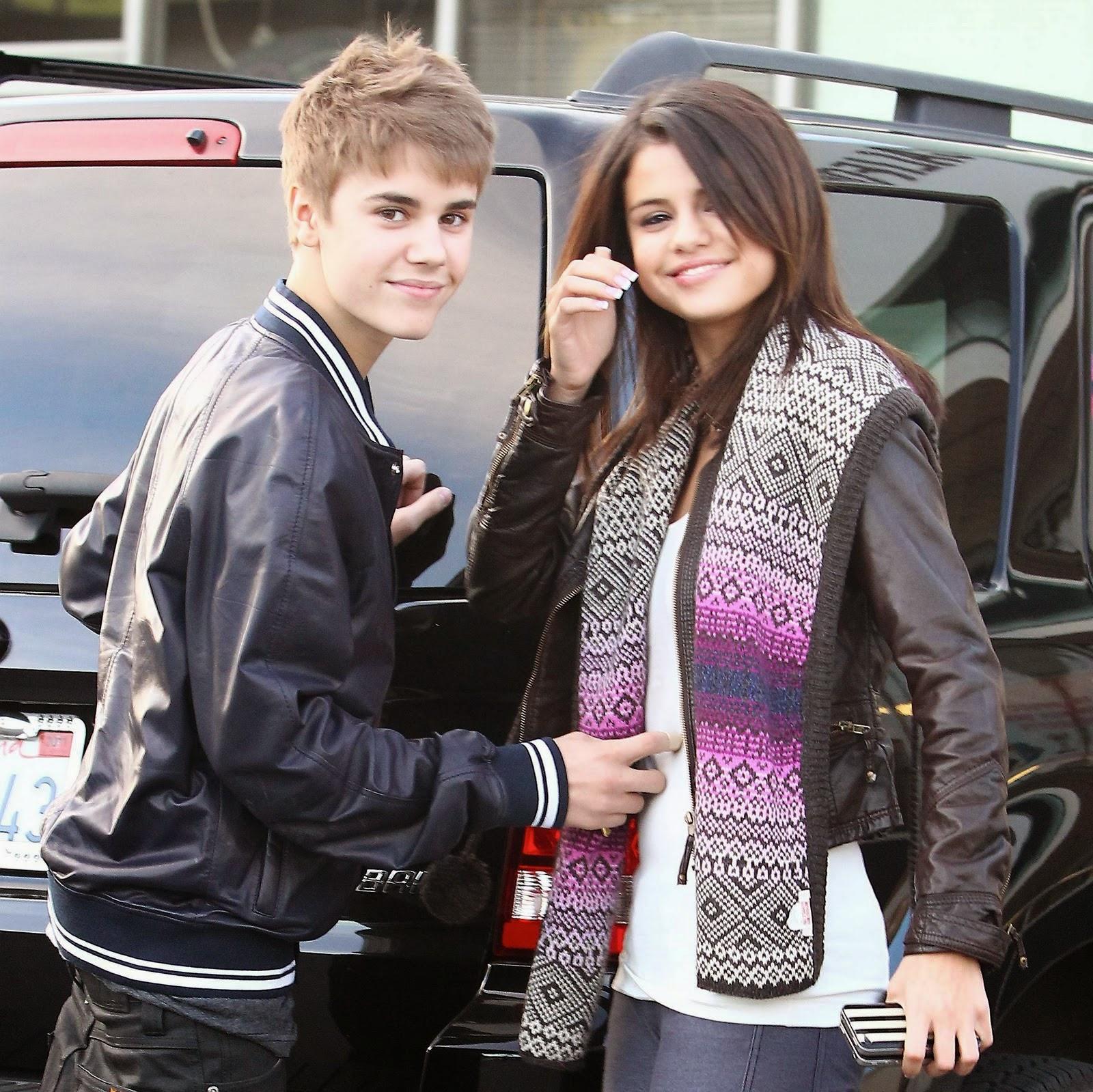 HD WALLPAPERS FREE DOWNLOAD: Justin Bieber & Selena Gomez ...