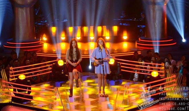 Watch Patricia Gomez vs Kai Honasan Team Bamboo's The Voice Final Battle Rounds December 20