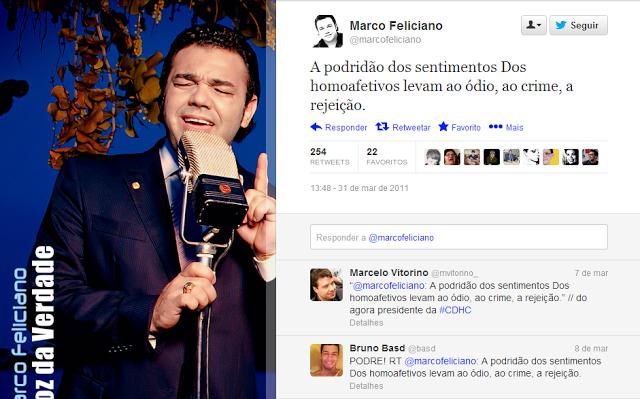 Marco Feliciano se despede da Comissão de Direitos Humanos