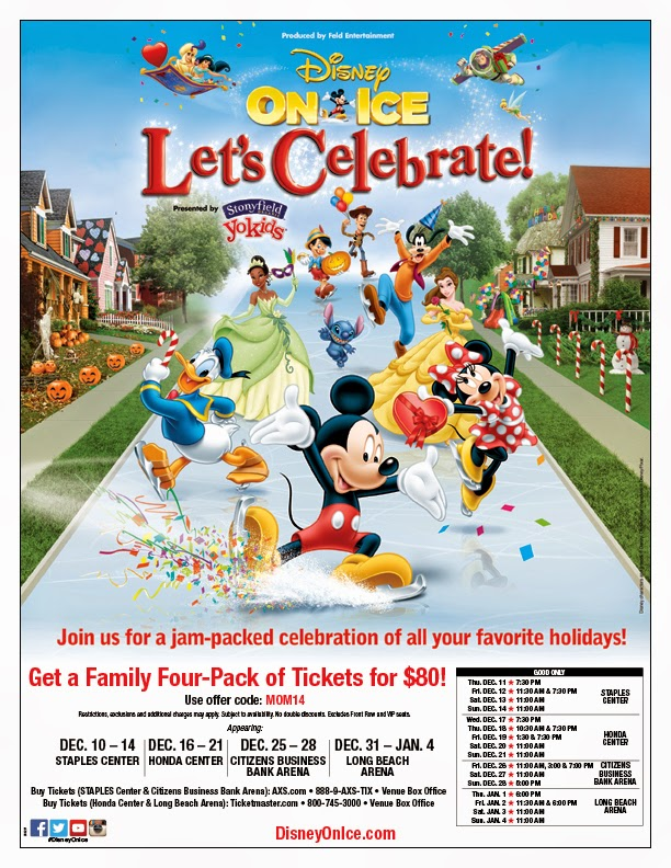disney on ice discout coupon