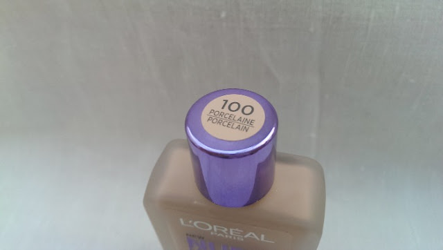 Loreal nude magique lid