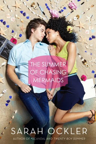 http://www.amazon.com/Summer-Chasing-Mermaids-Sarah-Ockler/dp/1481401270/ref=sr_1_1?s=books&ie=UTF8&qid=1420070483&sr=1-1&keywords=sarah+ockler+mermaids