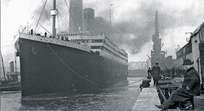 the real titanic pic, titanic ship, Most Famous Ship