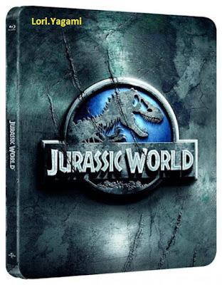 Jurassic World (2015) 1080p WEBRip