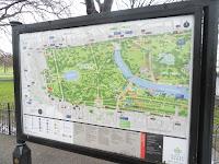 Mapa de Hyde Park Corner blog secret garden