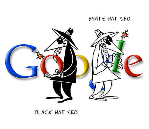 black hat and white hat, seo techniques
