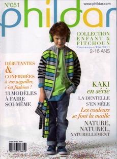 Phildar №51 2011