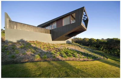 Homes in Australia-Cape Schanck House