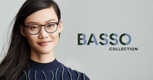 Warby Parker Basso Collection