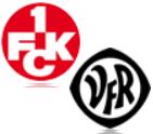 Kaiserslautern - VfR Aalen