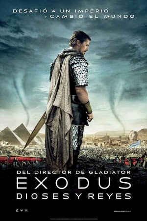 Poster Exodus: Gods and Kings 2014