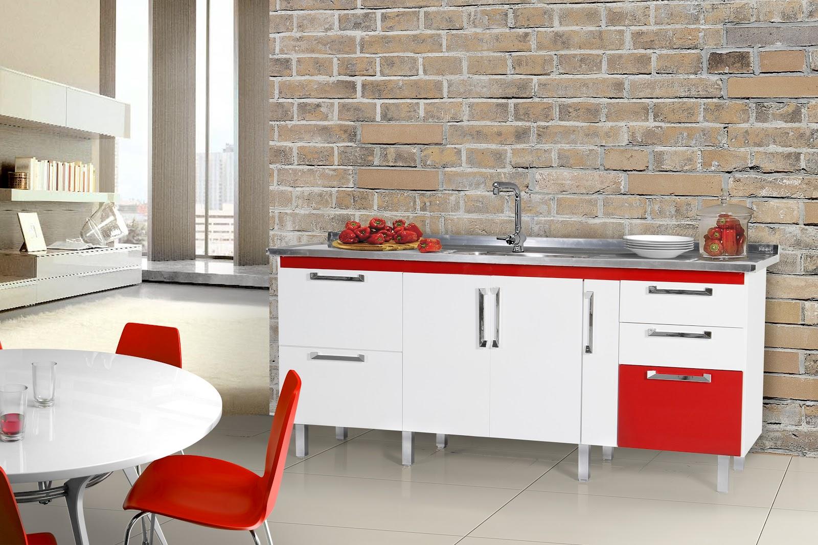 MARQUEIRO REPRESENTAÇÕES: Cozimax Gabinetes em MDF para Cozinha #B81A13 1600 1067