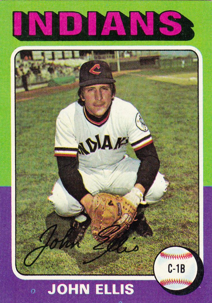 John Ellis Baseball 605 John Ellis