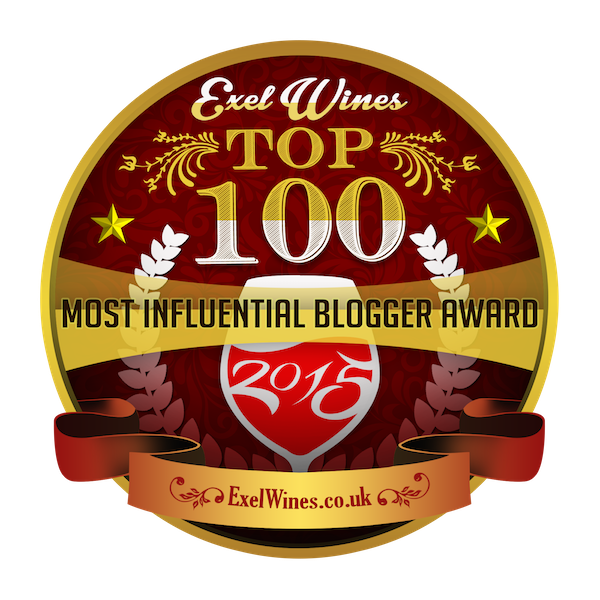 Top Influencing Wine Blogger of 2015
