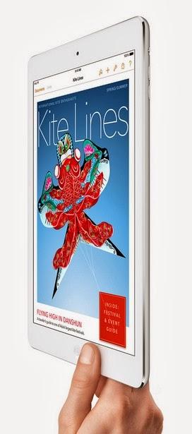 iPad Air, Desain Tipis Performa Tinggi Dan Harga Jual