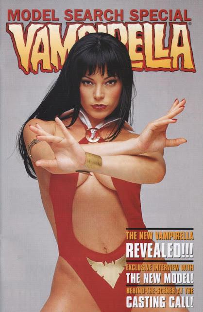 Vampirella - Maria di Angelis