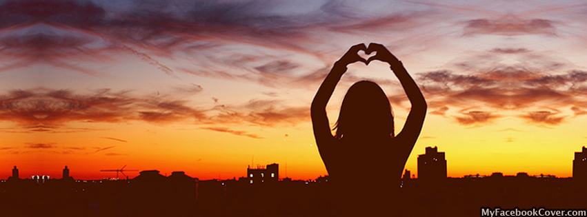 Girl In Love - Facebook Cover - Facebook Covers, FB Cover ...