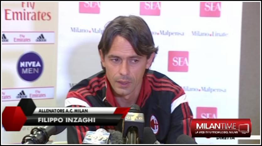 New Jacket Fillipo Inzaghi Ac Milan 2015