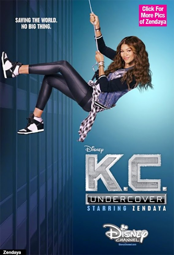 K.C Undecover