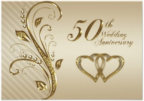 Favori Texte d'invitation à un anniversaire de mariage - Comment et où  SB67