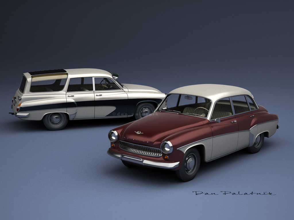a garagem digital de dan palatnik the digital garage project 1959 wartburg 311 camping. Black Bedroom Furniture Sets. Home Design Ideas