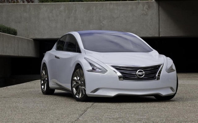 2017 Nissan Altima Coupe Redesign