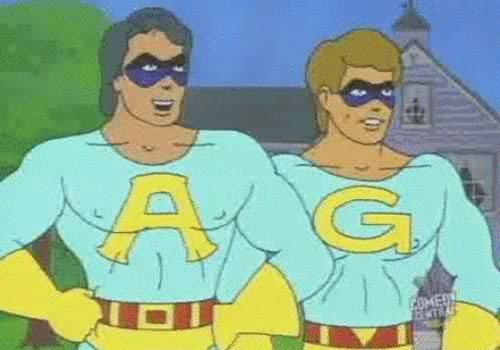 ambiguously gay duo. ambiguously gay duo.