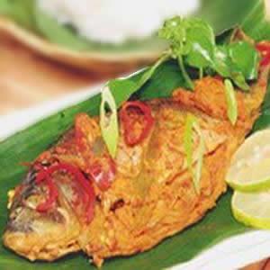 Resep Pepes Ikan Mas