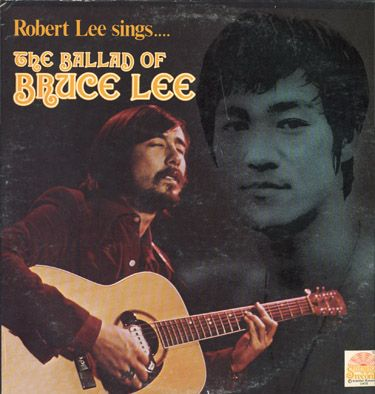BRUCE LEE'S BROTHER ROBERT LEE WAS A POP SINGER FROM HONGKONG.